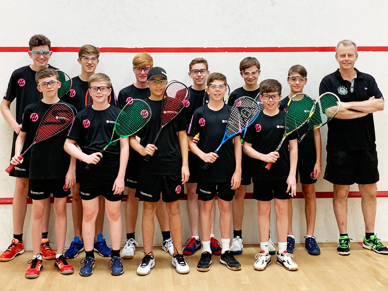 Ferriby Junior Squash